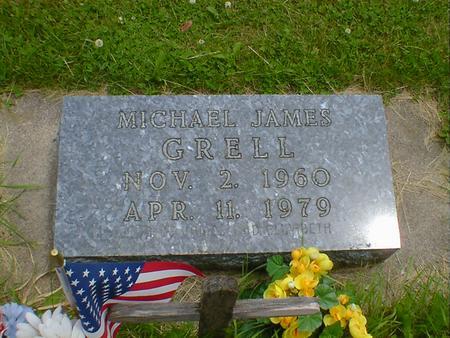 GRELL, MICHAEL JAMES - Cerro Gordo County, Iowa | MICHAEL JAMES GRELL