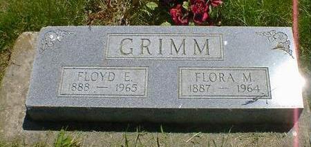GRIMM, FLOYD E. - Cerro Gordo County, Iowa | FLOYD E. GRIMM