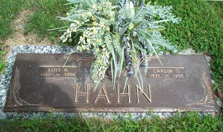 HAHN, CARLIN O. - Cerro Gordo County, Iowa | CARLIN O. HAHN
