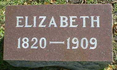 HAMSTREET, ELIZABETH - Cerro Gordo County, Iowa | ELIZABETH HAMSTREET