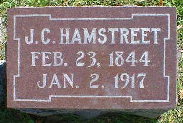 HAMSTREET, J.C. - Cerro Gordo County, Iowa | J.C. HAMSTREET