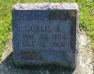 HANKS, CORLIS E. - Cerro Gordo County, Iowa | CORLIS E. HANKS