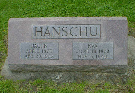 HANSCHU, JACOB - Cerro Gordo County, Iowa | JACOB HANSCHU