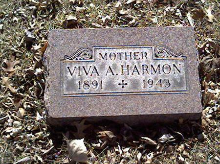 HARMON, VIVA - Cerro Gordo County, Iowa | VIVA HARMON