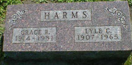 HARMS, GRACE R. - Cerro Gordo County, Iowa | GRACE R. HARMS