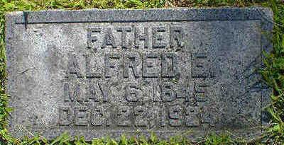 HARRIS, ALFRED E. - Cerro Gordo County, Iowa | ALFRED E. HARRIS