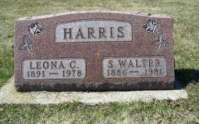 HARRIS, S. WALTER - Cerro Gordo County, Iowa | S. WALTER HARRIS