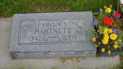 HARTNETT, PAMELA Y. - Cerro Gordo County, Iowa | PAMELA Y. HARTNETT