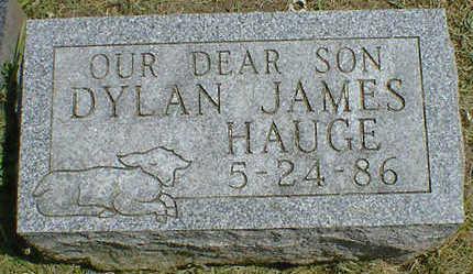 HAUGE, DYLAN JAMES - Cerro Gordo County, Iowa | DYLAN JAMES HAUGE