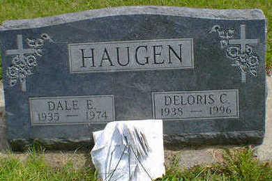 HAUGEN, DALE E. - Cerro Gordo County, Iowa | DALE E. HAUGEN