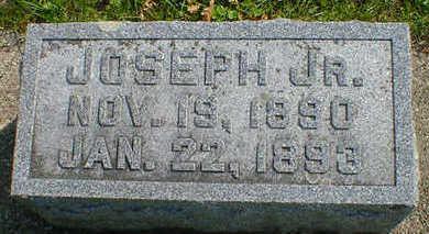 HAYDEN, JOSEPH JR. - Cerro Gordo County, Iowa | JOSEPH JR. HAYDEN
