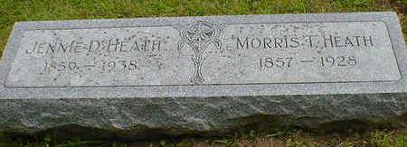 HEATH, MORRIS T. - Cerro Gordo County, Iowa | MORRIS T. HEATH