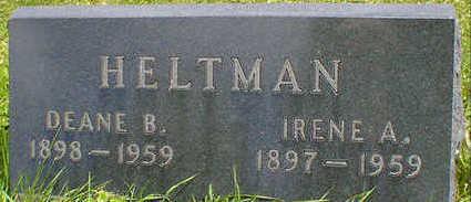 HELTMAN, IRENE A. - Cerro Gordo County, Iowa | IRENE A. HELTMAN