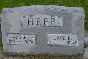 HEPP, MARGERY A. - Cerro Gordo County, Iowa | MARGERY A. HEPP