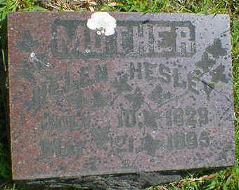 HESLEY, HELEN - Cerro Gordo County, Iowa | HELEN HESLEY