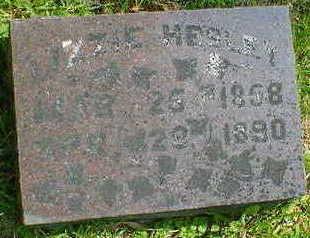HESLEY, LIZZIE - Cerro Gordo County, Iowa | LIZZIE HESLEY
