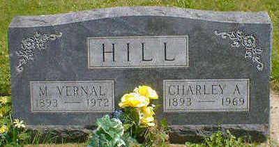 HILL, M. VERNAL - Cerro Gordo County, Iowa | M. VERNAL HILL