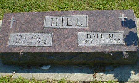 HILL, DALE M. - Cerro Gordo County, Iowa | DALE M. HILL