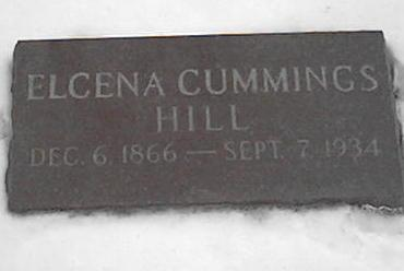 CUMMINGS HILL, ELCENA - Cerro Gordo County, Iowa | ELCENA CUMMINGS HILL