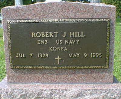 HILL, ROBERT J. - Cerro Gordo County, Iowa | ROBERT J. HILL