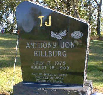 HILLBURG, ANTHONY JOHN