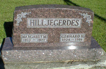 HILLJEGERDES, MARGARET M. - Cerro Gordo County, Iowa | MARGARET M. HILLJEGERDES