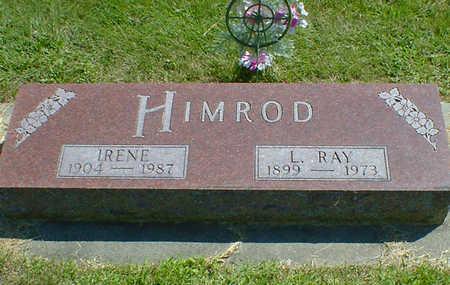 HIMROD, L. RAY - Cerro Gordo County, Iowa | L. RAY HIMROD