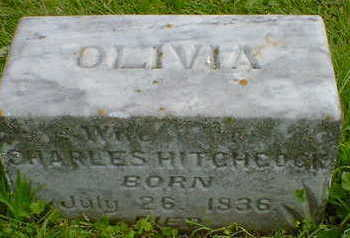 HITCHCOCK, OLIVIA - Cerro Gordo County, Iowa | OLIVIA HITCHCOCK