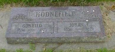 HODNEFIELD, JOHAN L. - Cerro Gordo County, Iowa | JOHAN L. HODNEFIELD