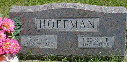 HOFFMAN, GEORGE F. - Cerro Gordo County, Iowa | GEORGE F. HOFFMAN