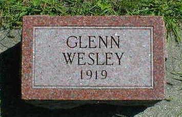 HOLT, GLENN WESLEY - Cerro Gordo County, Iowa | GLENN WESLEY HOLT