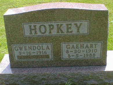 HOPKEY, GAEHART - Cerro Gordo County, Iowa | GAEHART HOPKEY