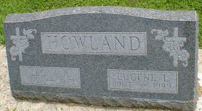 HOWLAND, LEONA A. - Cerro Gordo County, Iowa | LEONA A. HOWLAND