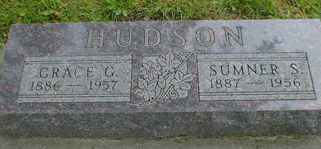 HUDSON, GRACE G. - Cerro Gordo County, Iowa   GRACE G. HUDSON