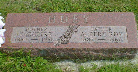 HUEY, ALBERT ROY - Cerro Gordo County, Iowa | ALBERT ROY HUEY
