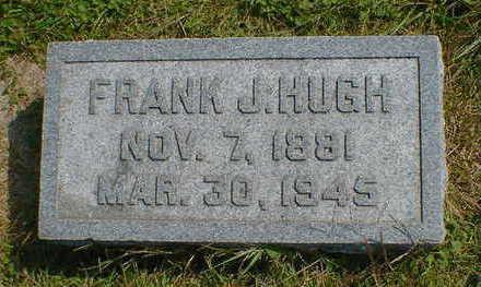 HUGH, FRANK J. - Cerro Gordo County, Iowa | FRANK J. HUGH
