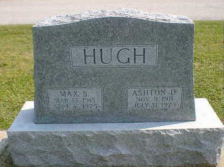HUGH, ASHTON D. - Cerro Gordo County, Iowa | ASHTON D. HUGH