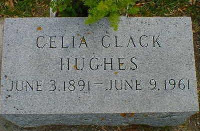 HUGHES, CELIA - Cerro Gordo County, Iowa | CELIA HUGHES