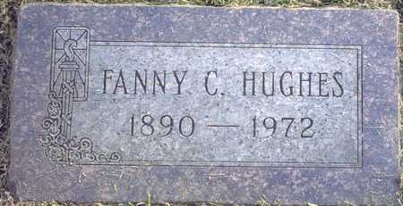 HUGHES, FANNY - Cerro Gordo County, Iowa | FANNY HUGHES