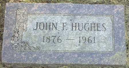HUGHES, JOHN - Cerro Gordo County, Iowa | JOHN HUGHES