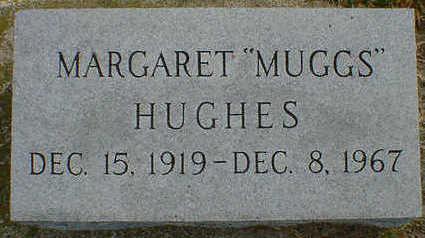 HUGHES, MARGARET - Cerro Gordo County, Iowa   MARGARET HUGHES
