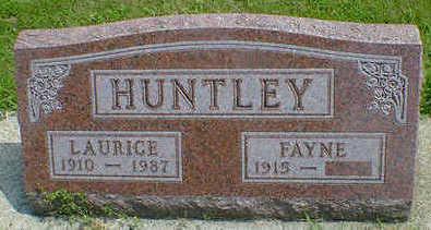 HUNTLEY, LAURICE - Cerro Gordo County, Iowa | LAURICE HUNTLEY