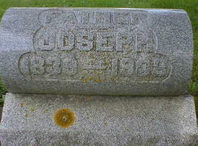 HURD, JOSEPH - Cerro Gordo County, Iowa | JOSEPH HURD