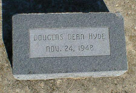 HYDE, DOUGLAS DEAN - Cerro Gordo County, Iowa | DOUGLAS DEAN HYDE