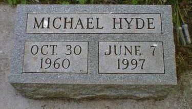 HYDE, MICHAEL - Cerro Gordo County, Iowa | MICHAEL HYDE