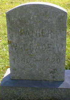 HYDE, WALLACE W. - Cerro Gordo County, Iowa | WALLACE W. HYDE