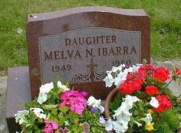 IBARRA, MELVA N. - Cerro Gordo County, Iowa   MELVA N. IBARRA