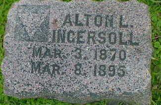 INGERSOLL, ALTON L. - Cerro Gordo County, Iowa | ALTON L. INGERSOLL
