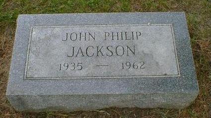 JACKSON, JOHN PHILIP - Cerro Gordo County, Iowa | JOHN PHILIP JACKSON