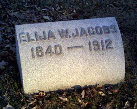JACOBS, ELIJA - Cerro Gordo County, Iowa | ELIJA JACOBS